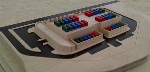 Datacenter model