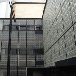 Maison de Verre - façade devant